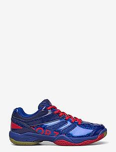 Court flyer shoes - ketsjersportsko - 01142 electric blue
