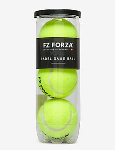 FZ FORZA PADEL GAME BALL - ballen en accessoires - 5001 safety yellow