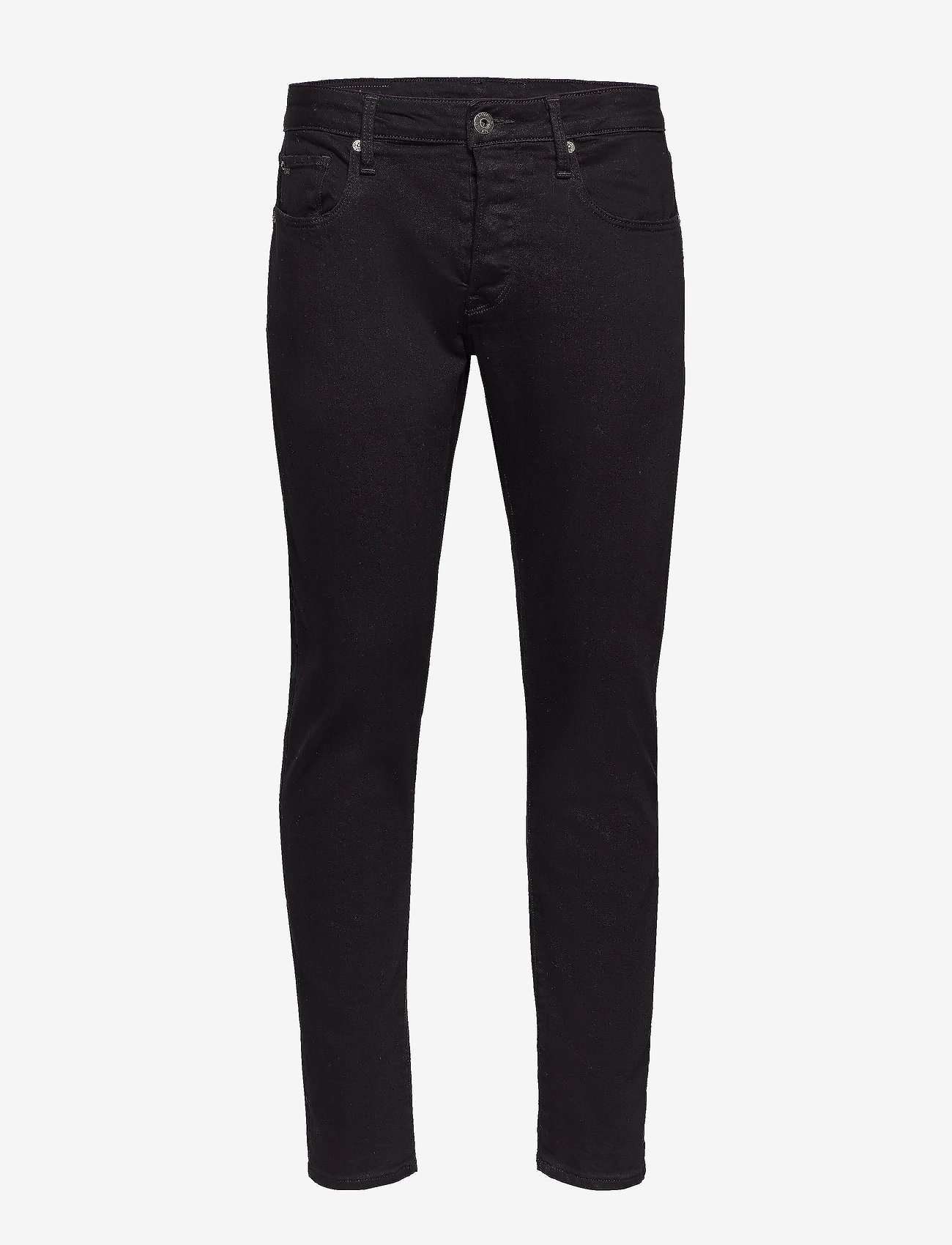 G-star RAW - 3301 Slim - slim jeans - pitch black - 0