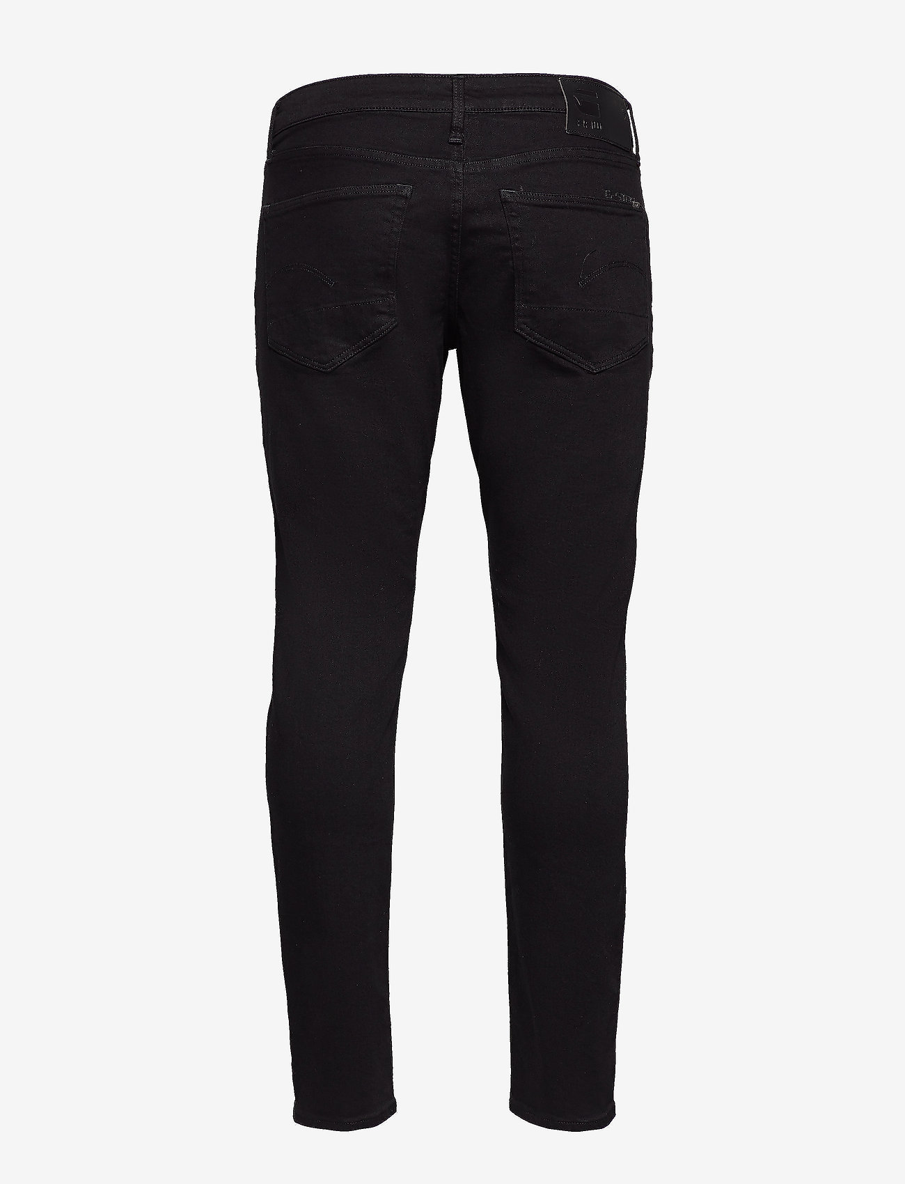 G-star RAW - 3301 Slim - slim jeans - pitch black - 1
