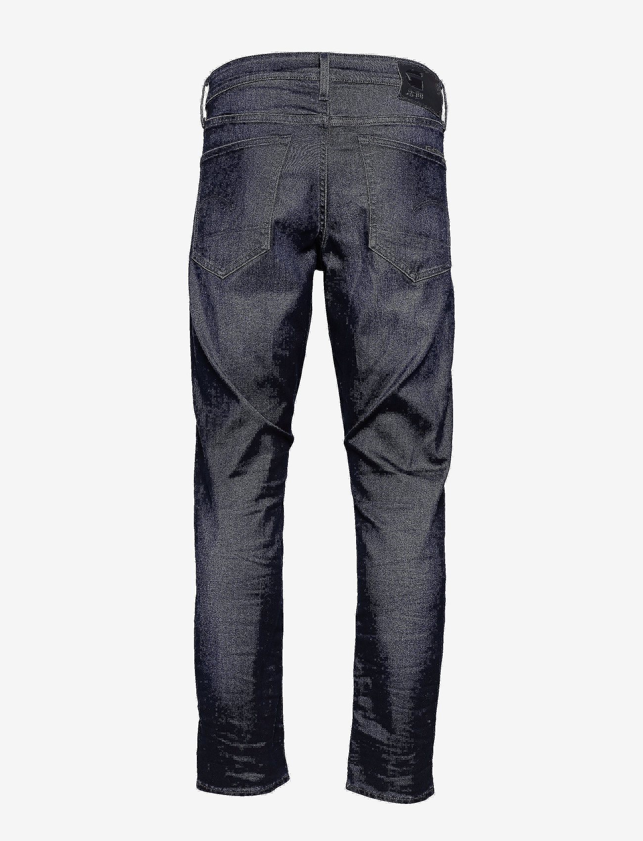 G-star RAW - 3301 Straight Tapered - tapered jeans - dk aged - 1