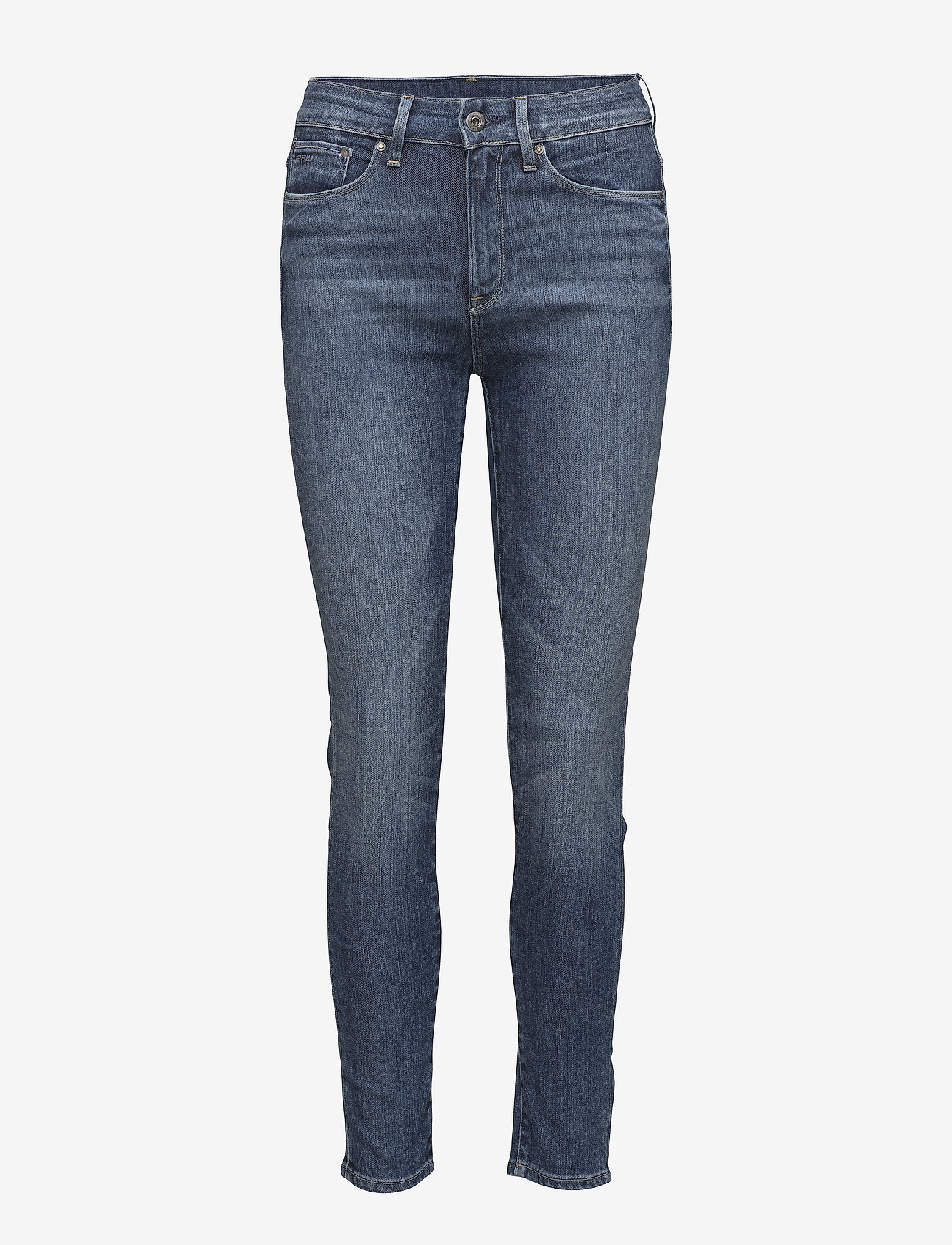 G-star RAW - 3301 ult hi sup - jeans skinny - dk aged - 0