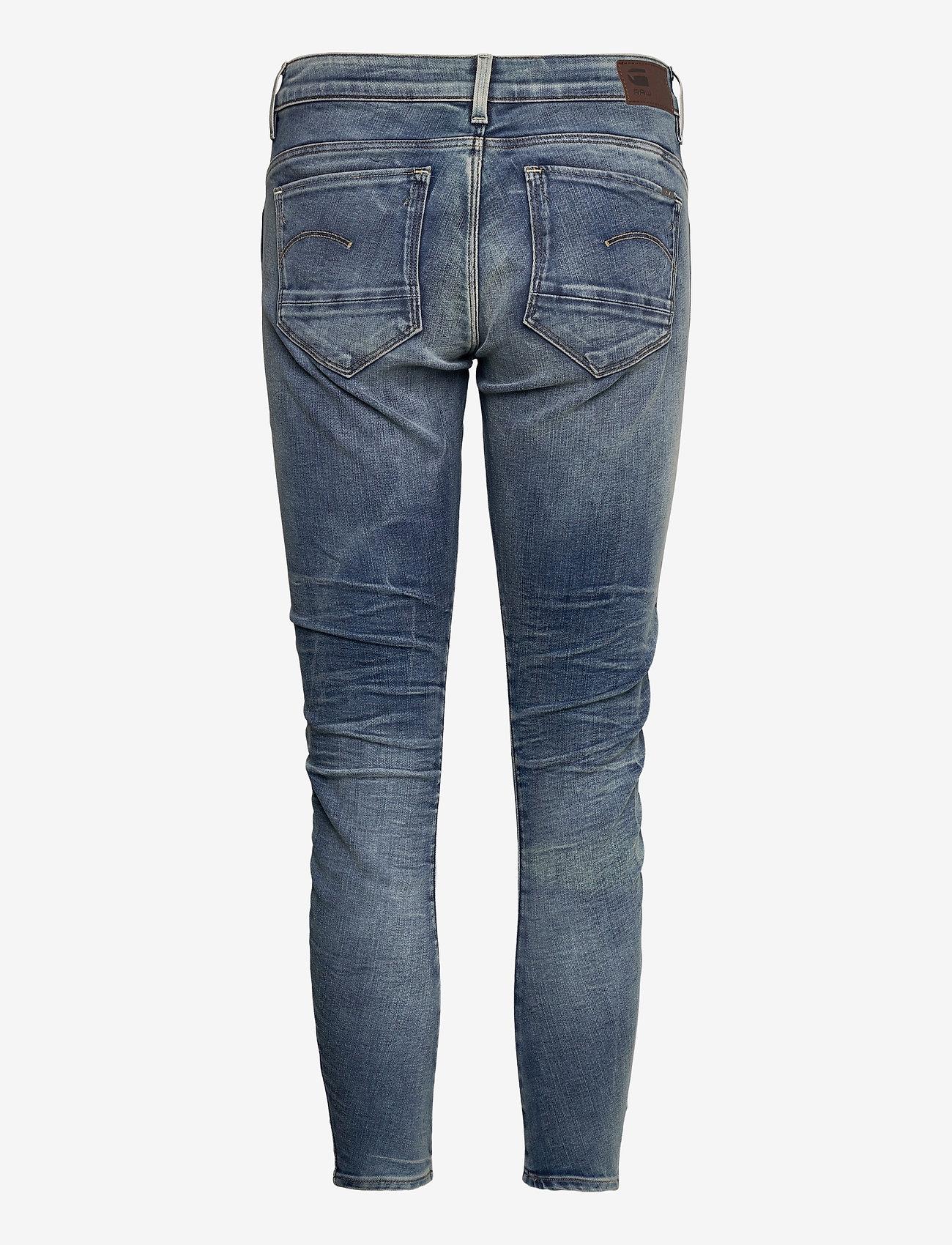 G-star RAW - Arc 3D Mid Skinny Wmn - skinny jeans - medium aged - 1