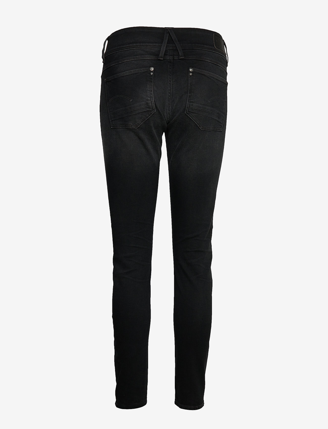 G-star RAW - Lynn Mid Skinny Wmn NEW - skinny jeans - dusty grey - 1