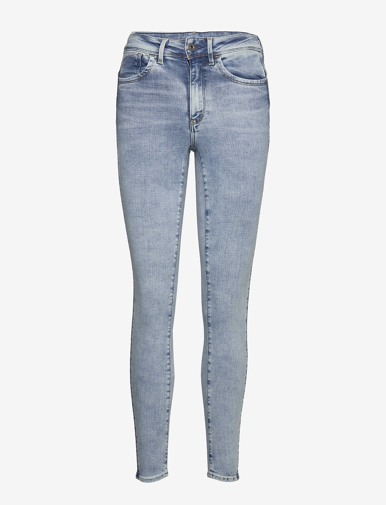 G-star RAW - Lhana High Super Skinny Wmn - skinny jeans - sun faded iceberg - 1