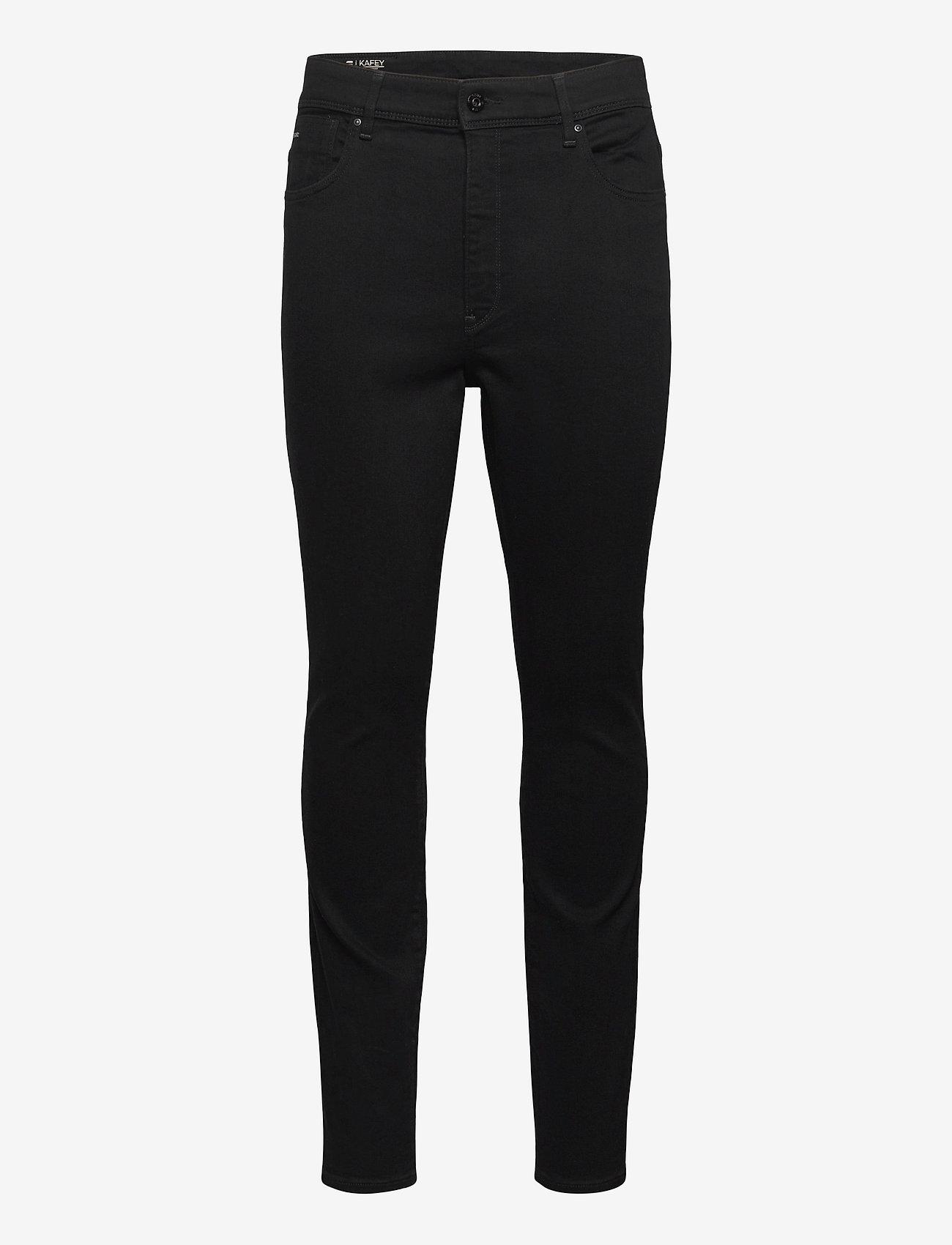 G-star RAW - Kafey Ultra High Skinny Wmn - skinny jeans - pitch black - 0