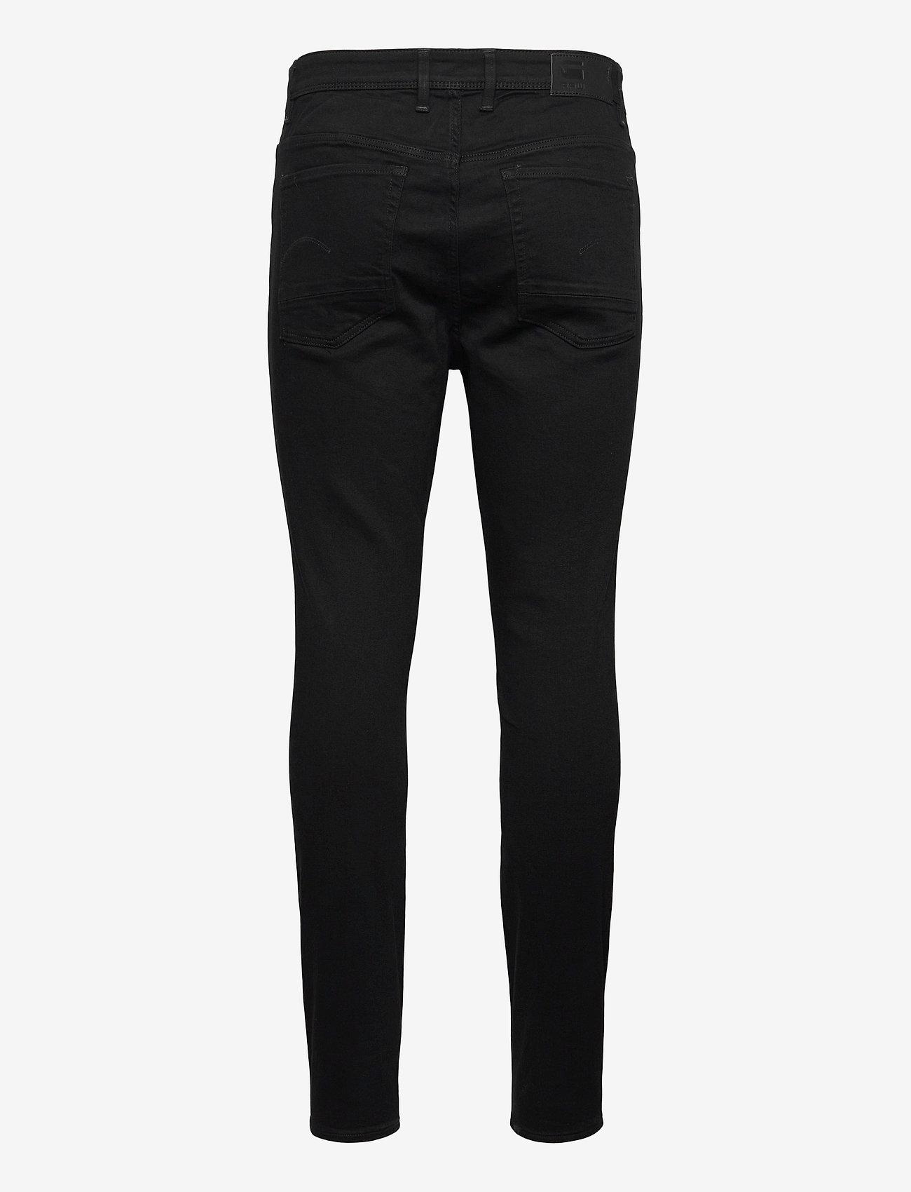 G-star RAW - Kafey Ultra High Skinny Wmn - skinny jeans - pitch black - 1