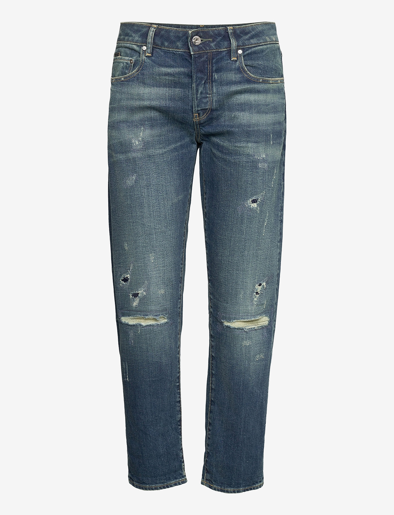 G-star RAW - Kate Boyfriend Wmn C - boyfriend jeans - faded ripped atlas - 1