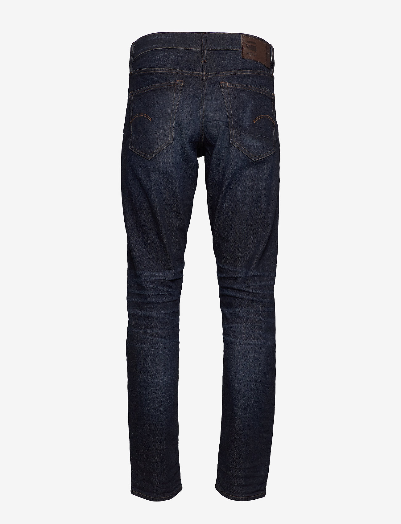 G-star RAW - 3301 Straight Tapered C - slim jeans - worn in atlas - 1