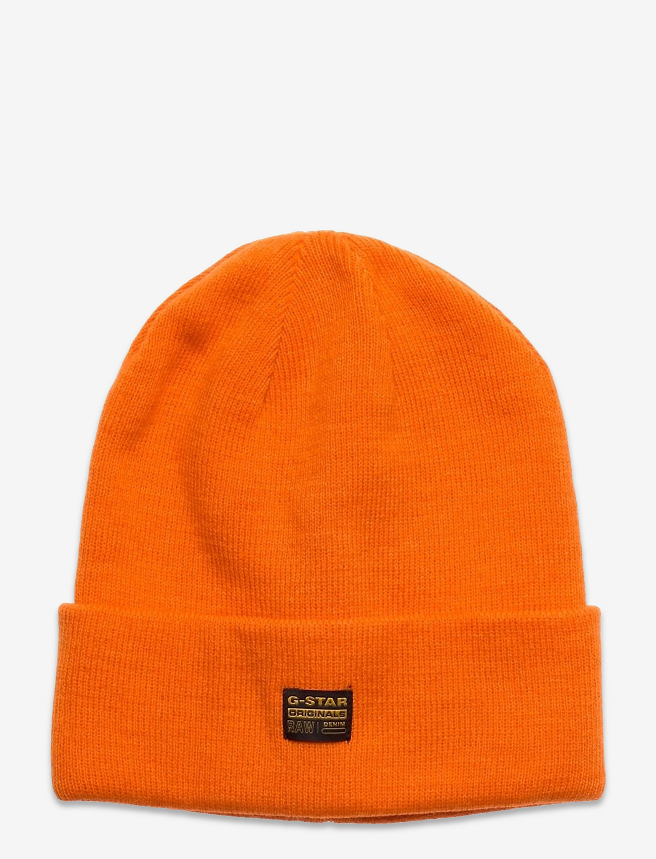 G-star RAW - Effo Long Beanie - czapka - signal orange - 0