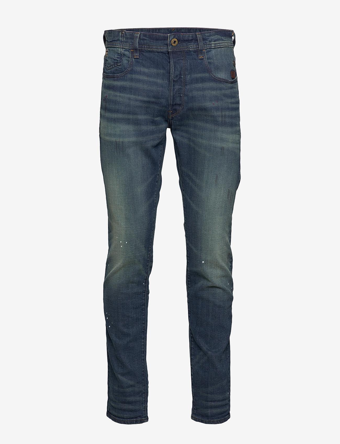 G-star RAW - G-bleid slim - slim jeans - antic faded lagoon - 0
