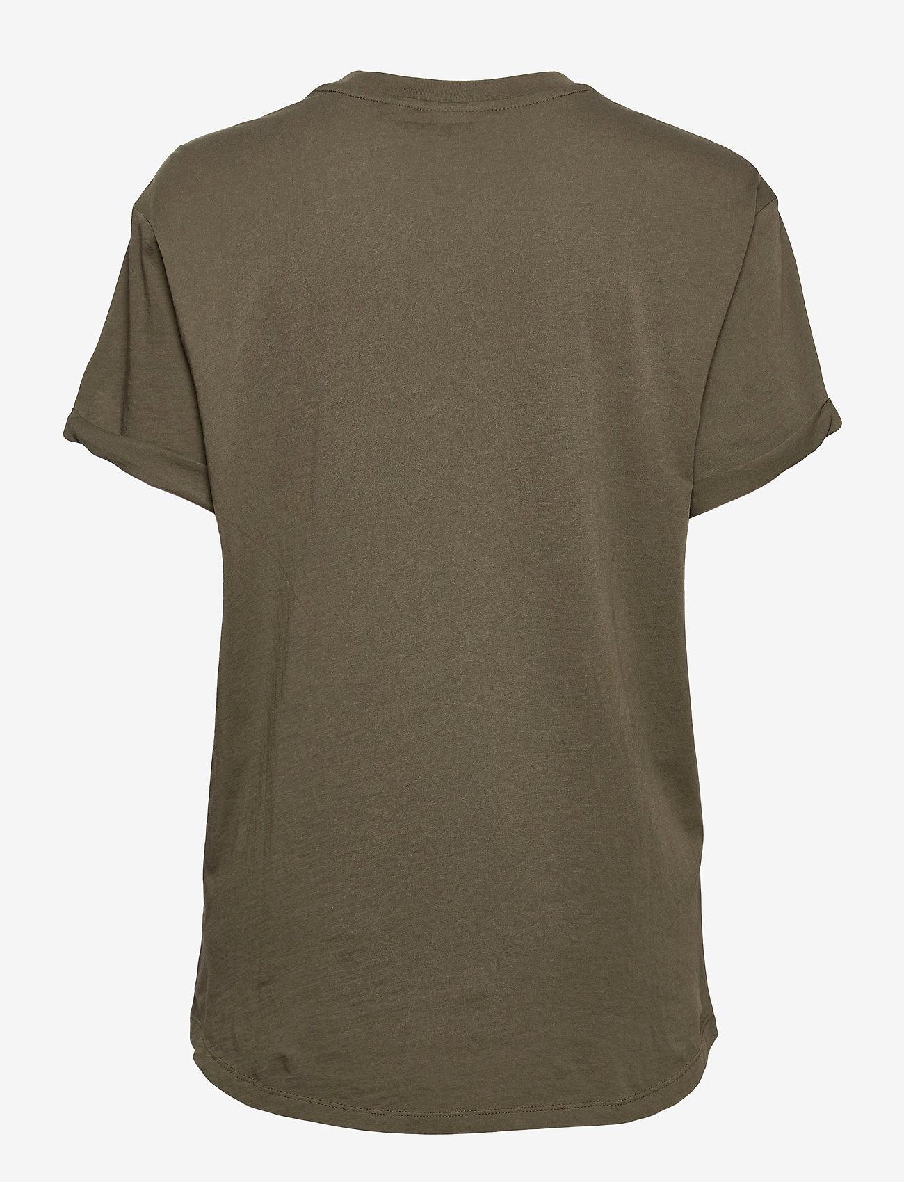G-star RAW - Lash fem loose r t wmn s\s - t-shirts - combat - 1