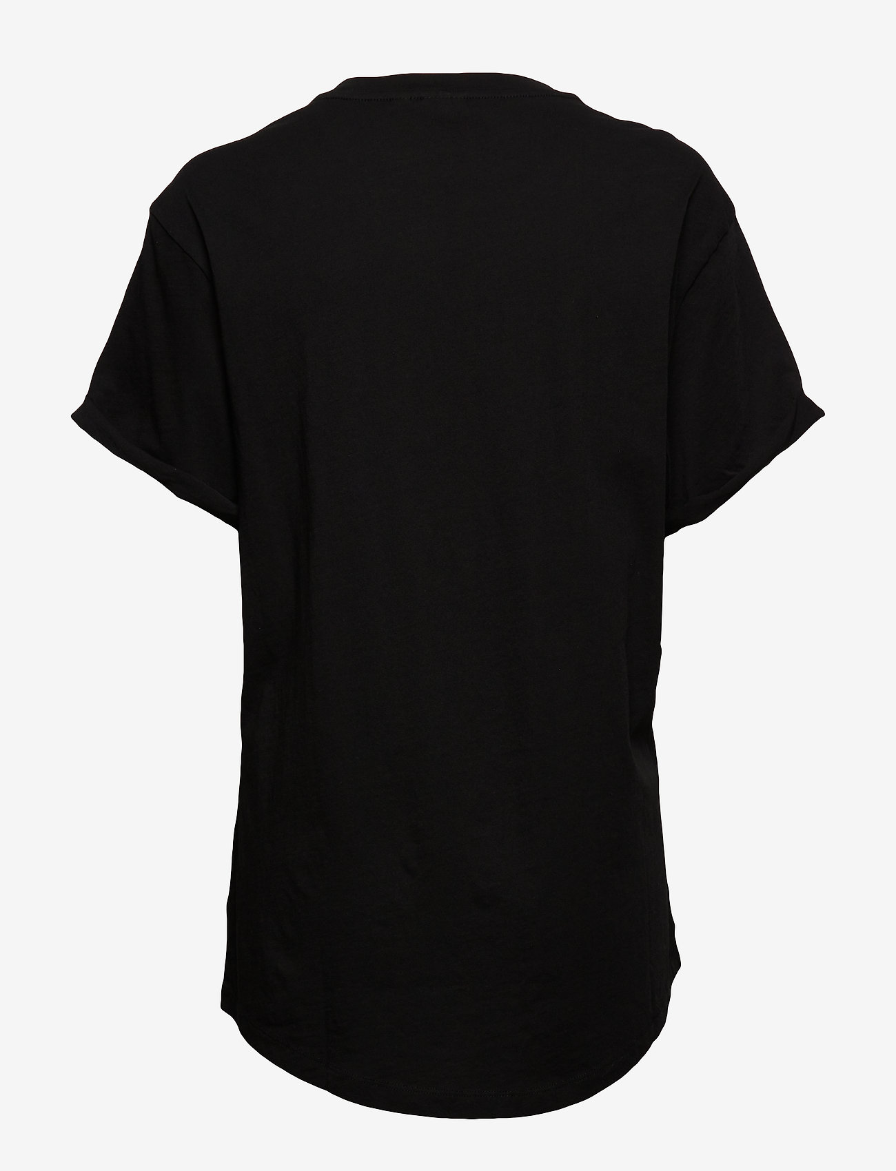G-star RAW - Lash fem loose r t wmn s\s - t-shirts - dk black - 1
