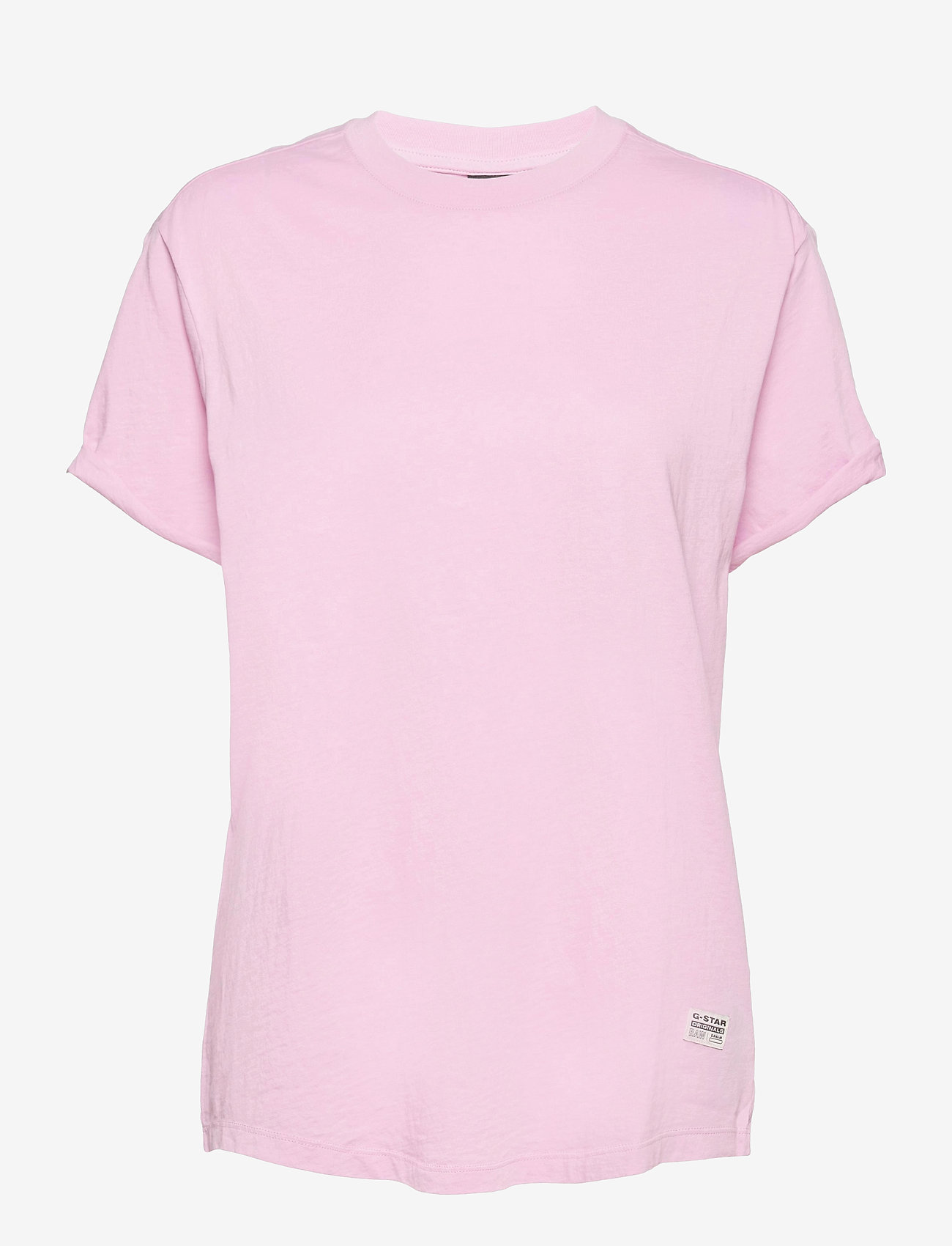 G-star RAW - Lash fem loose r t wmn s\s - t-shirts - lavender pink - 0