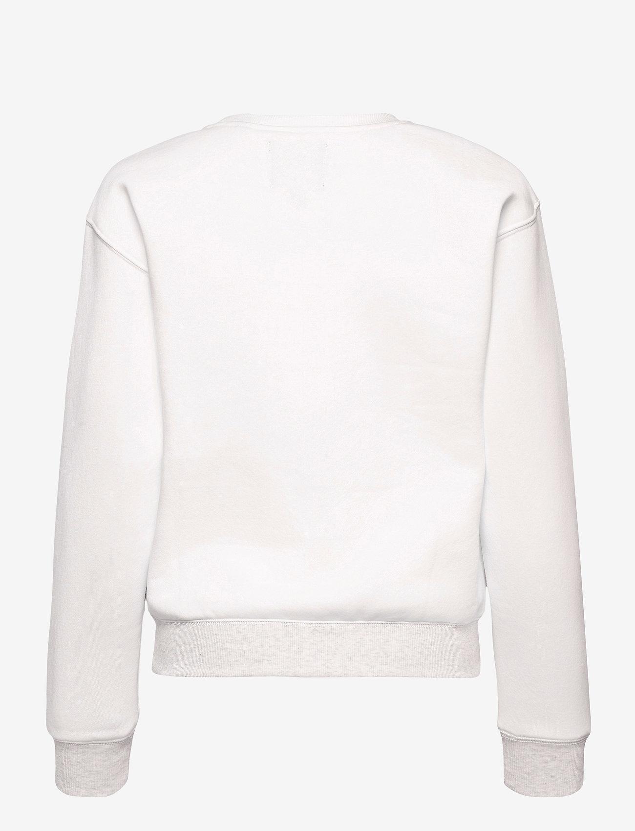G-star RAW - Premium core r sw wmn l\s - sweaters - milk - 1