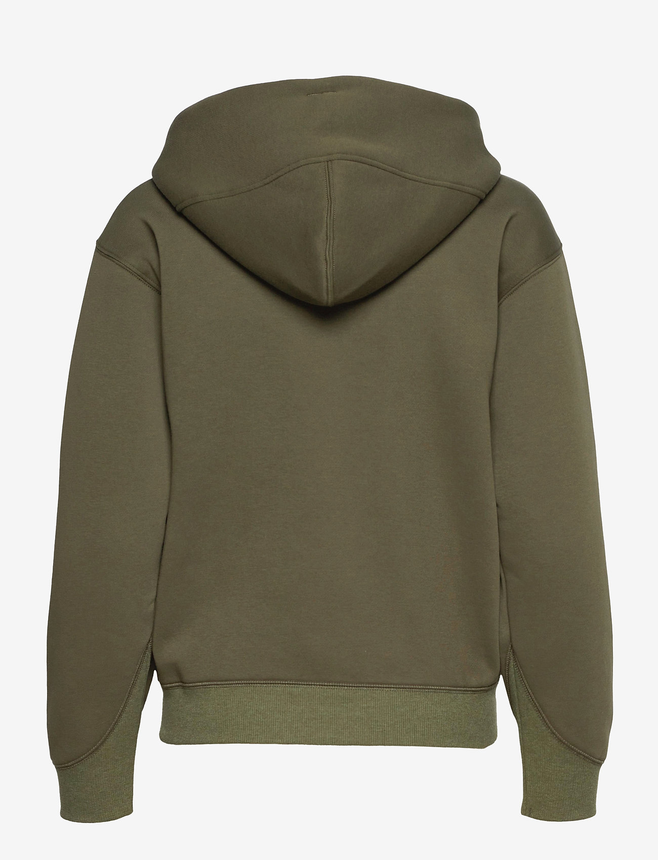G-star RAW - Premium core hdd zip thru sw wmn l- - hoodies - combat - 1