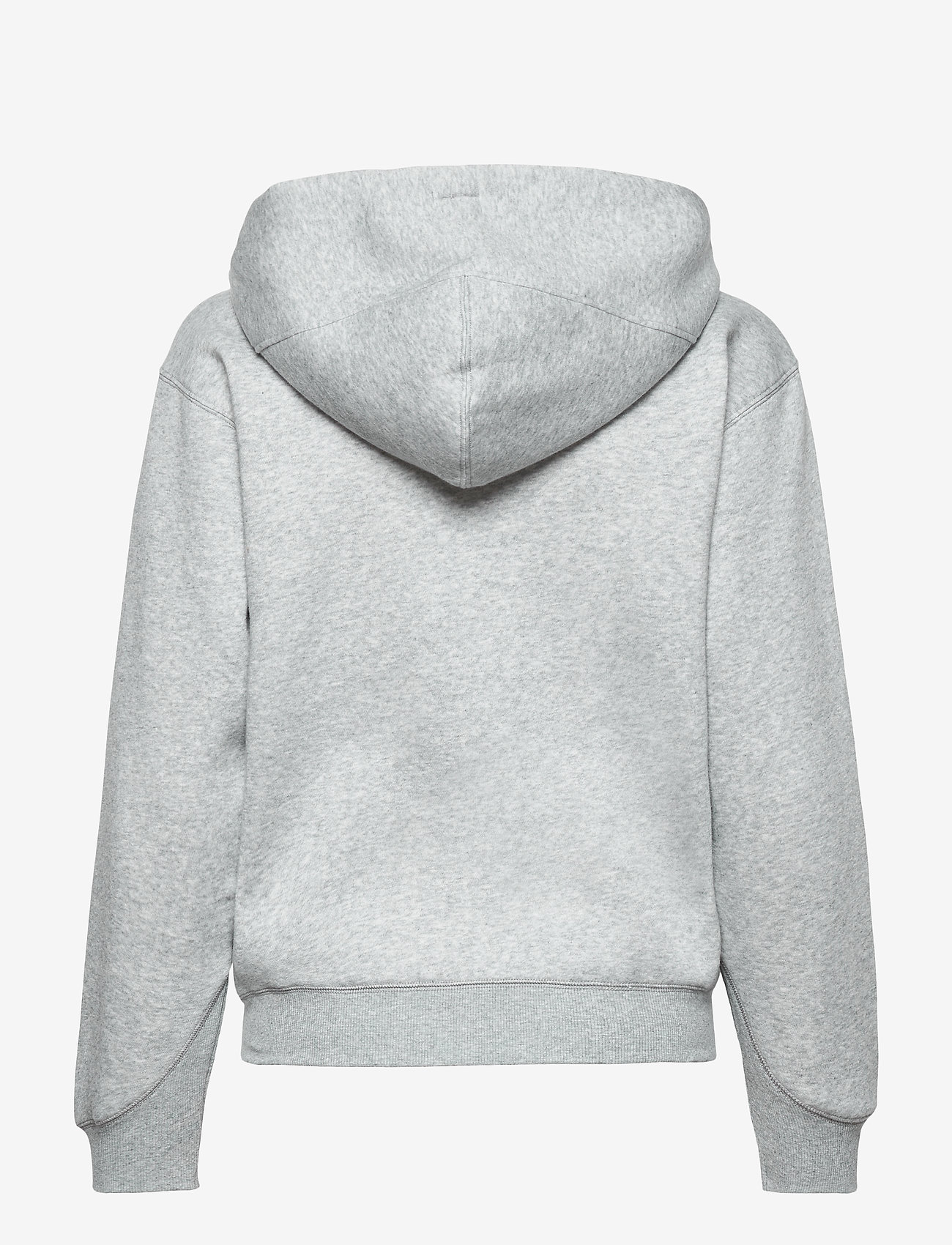 G-star RAW - Premium core hdd zip thru sw wmn l- - hoodies - grey htr - 1