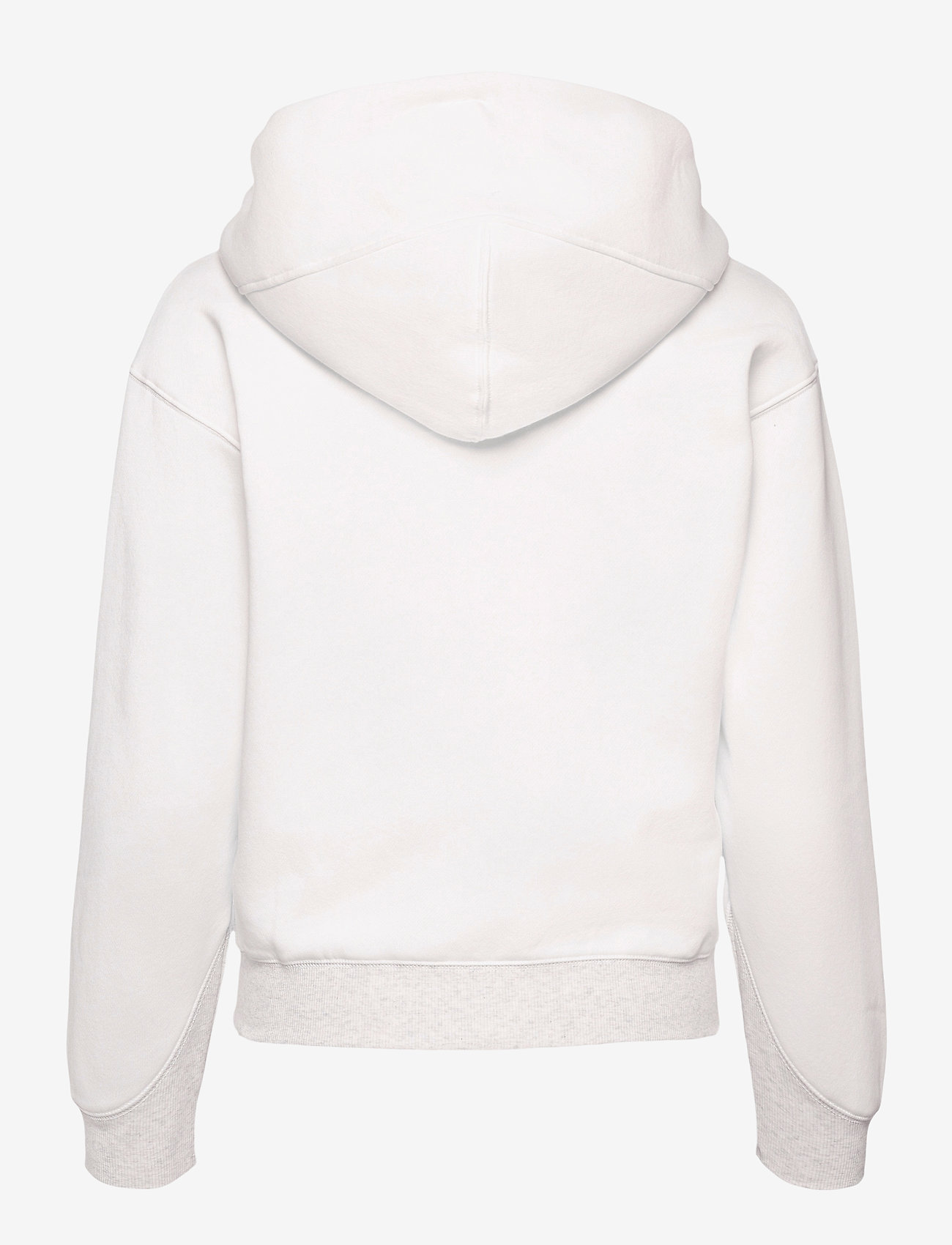 G-star RAW - Premium core hdd zip thru sw wmn l- - hoodies - milk - 1