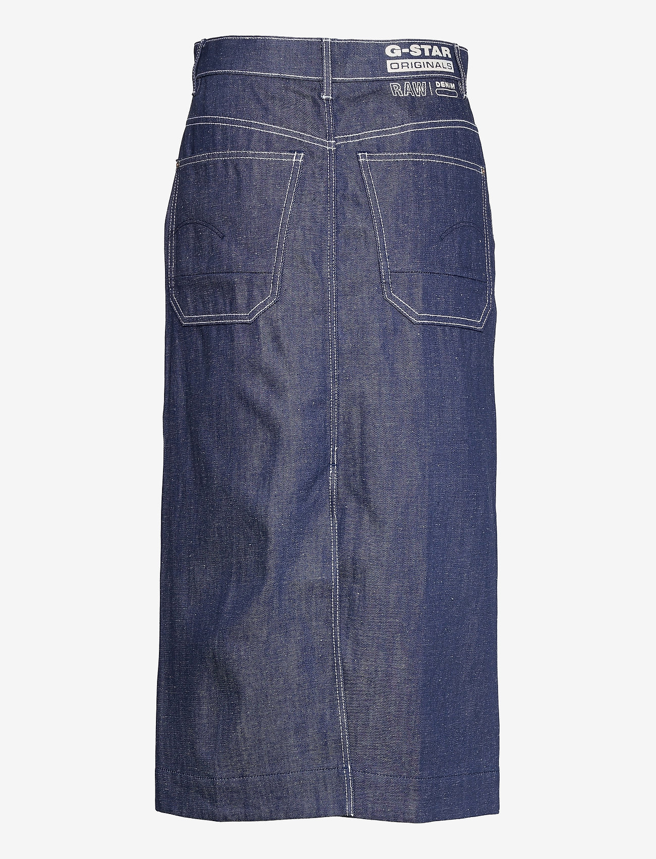 G-star RAW - New Revynn Ultra High Skirt C - jeansrokken - raw denim - 1