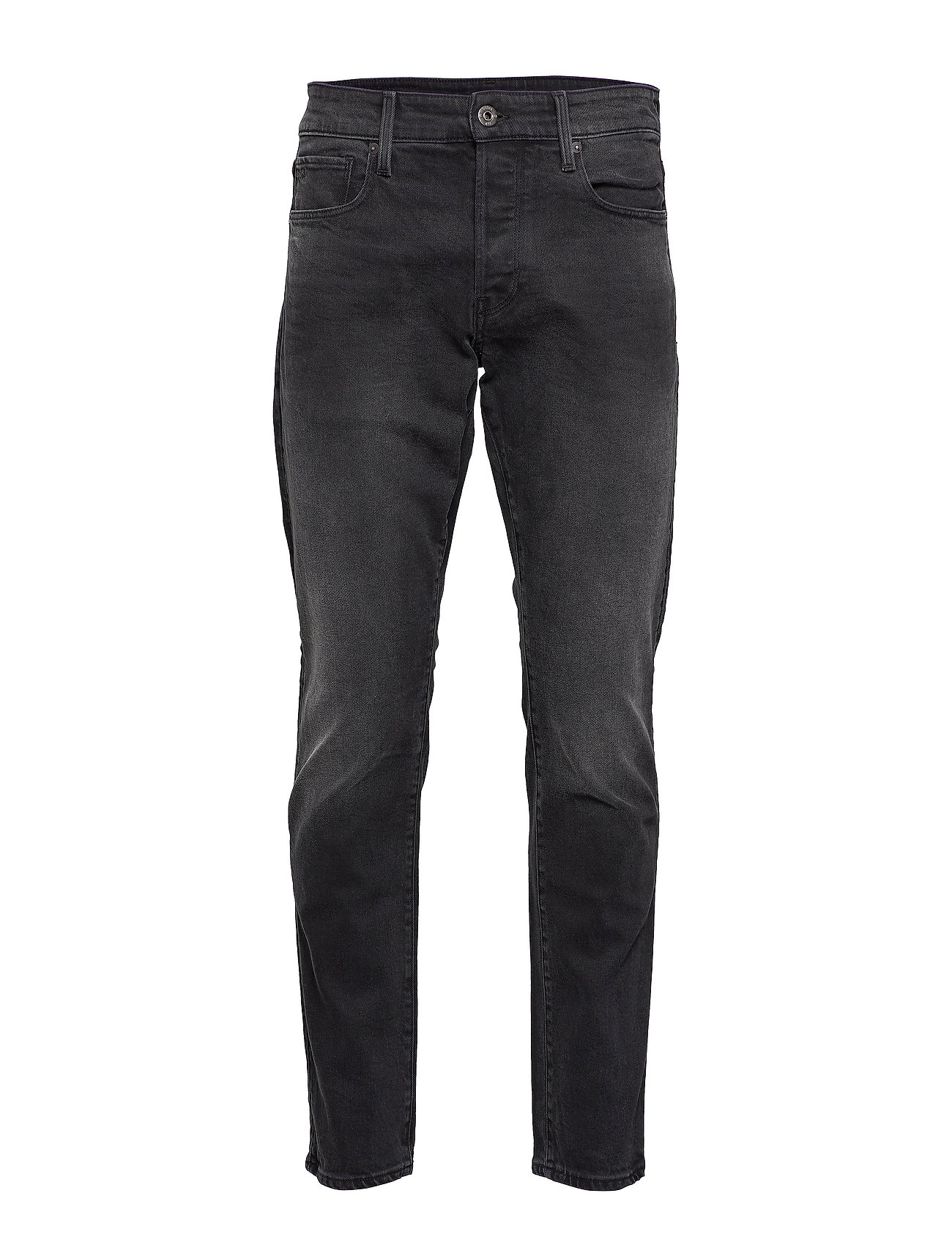 G-star RAW 3301 Tapered - FADED CHARCOAL