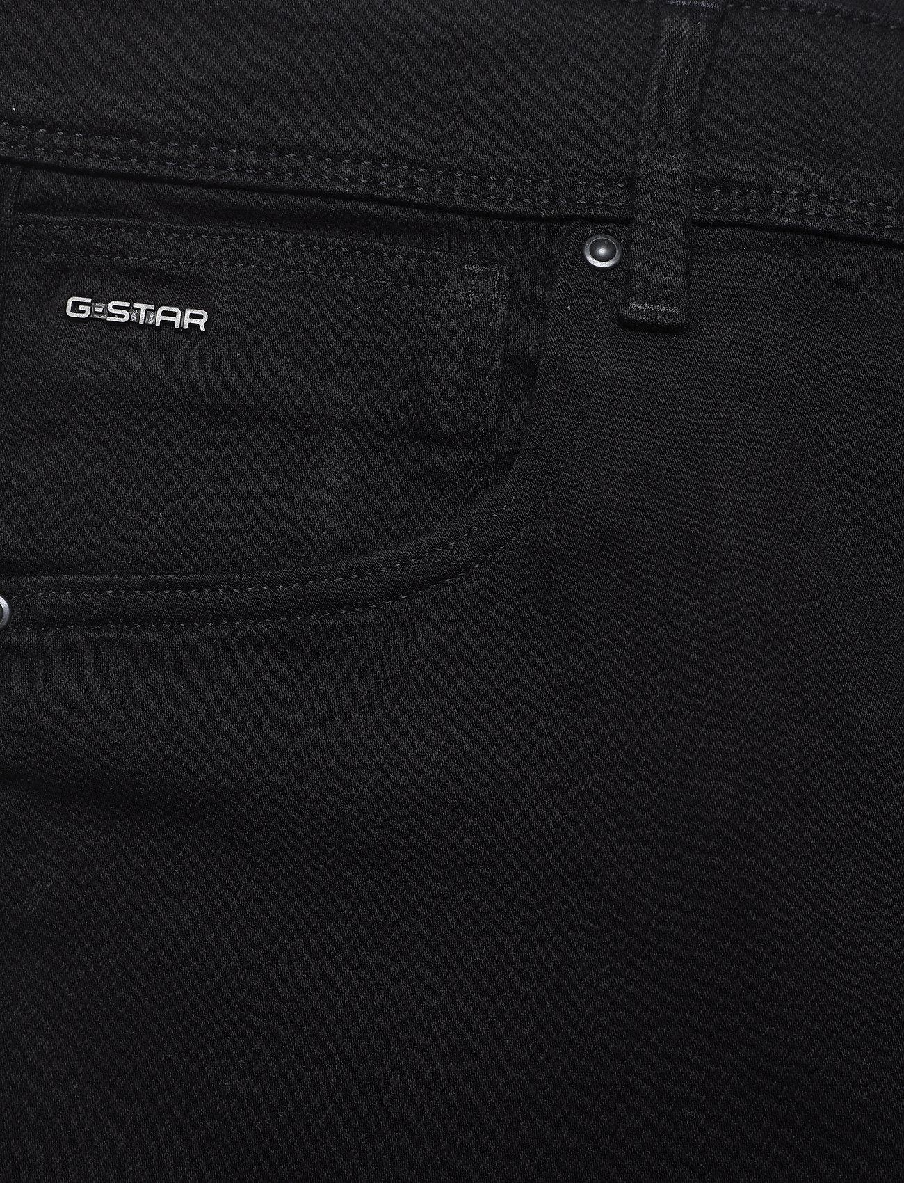 G-star RAW - Kafey Ultra High Skinny Wmn - skinny jeans - pitch black - 2