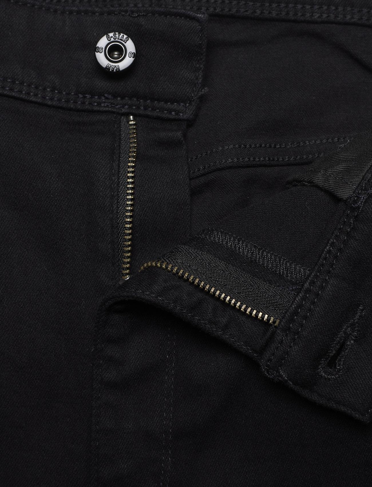 G-star RAW - Kafey Ultra High Skinny Wmn - skinny jeans - pitch black - 3