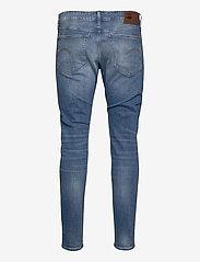 G-star RAW - 3301 Slim - slim jeans - authentic faded blue - 1
