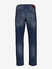 G-star RAW - 3301 Straight - regular jeans - worker blue faded - 1