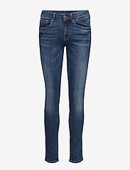 G-star RAW - 3301 c hg ski w - slim jeans - medium aged - 0