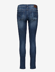 G-star RAW - 3301 c hg ski w - slim jeans - medium aged - 1