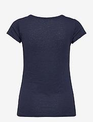 G-star RAW - Eyben slim r t wmn s\s - t-shirts - sartho blue - 1
