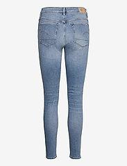 G-star RAW - 3301 High Skinny Wmn - skinny jeans - lt indigo aged - 1