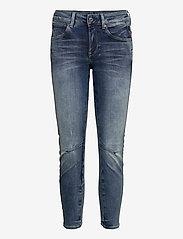 G-star RAW - Arc 3D Mid Skinny Wmn - skinny jeans - medium aged - 0