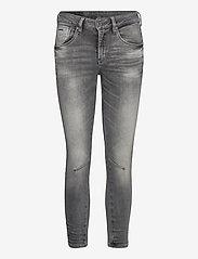G-star RAW - Arc 3D Mid Skinny Wmn - skinny jeans - vintage basalt - 0