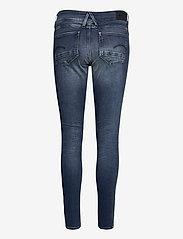 G-star RAW - Lynn Mid Skinny Wmn NEW - skinny jeans - antic blue - 1