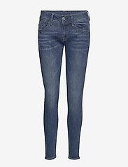 G-star RAW - Lynn Mid Skinny Wmn NEW - skinny jeans - faded blue - 0