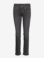 G-star RAW - Midge Mid Straight Wmn - straight jeans - dusty grey - 0