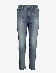 G-star RAW - 3301 High Straight 90's Ankle Wmn - skinny jeans - vintage sailor blue - 1
