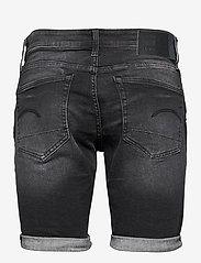 G-star RAW - 3301 Slim short - denim shorts - medium aged grey - 1