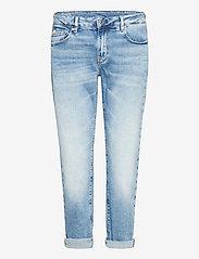 G-star RAW - Kate Boyfriend Wmn - boyfriend jeans - lt indigo aged - 0