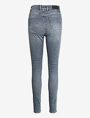 G-star RAW - Kafey Ultra High Skinny Wmn - skinny jeans - worn in smokey night - 1