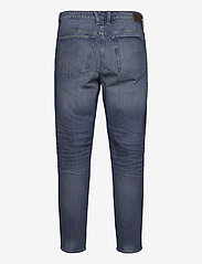 G-star RAW - Janeh Ultra High Mom Ankle Wmn - straight jeans - faded riverblue - 1