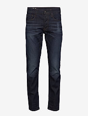 G-star RAW - 3301 Straight Tapered C - slim jeans - worn in atlas - 0