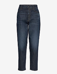 G-star RAW - Janeh Ultra High Mom Ankle Wmn C - mom-jeans - worn in deep forest - 0