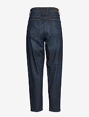 G-star RAW - Janeh Ultra High Mom Ankle Wmn C - mom-jeans - worn in deep forest - 1