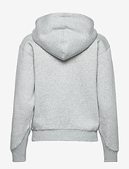 G-star RAW - Premium core hooded sw wmn l\s - hoodies - grey htr - 1