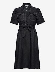 G-star RAW - Scouting dress s\s - zomerjurken - rinsed - 0