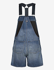 G-star RAW - Utility bf Short Overall Wmn - kleding - sun faded crystal lake - 1