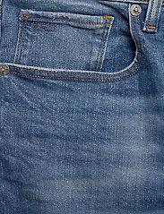 G-star RAW - 3301 Slim - slim jeans - authentic faded blue - 3