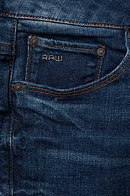 G-star RAW - 3301 c hg ski w - slim jeans - medium aged - 2